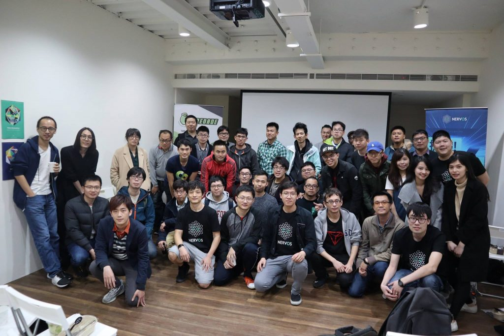 【活動特輯】Nervos,面向下一代的基礎公鏈 | 台灣線下社群 Meet Up