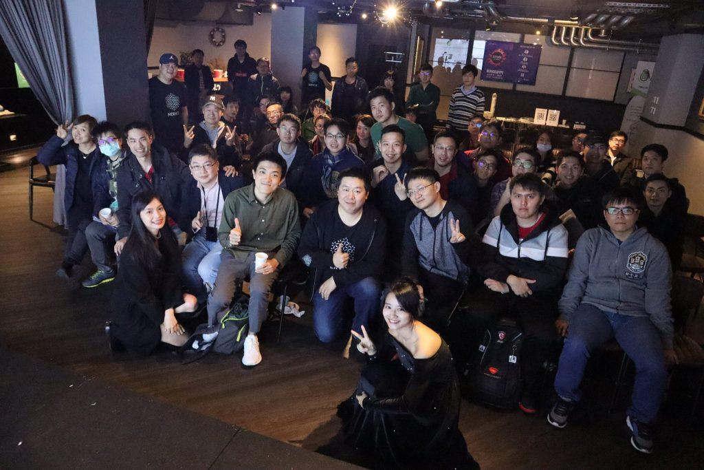 【活動特輯】Nervos,面向下一代的基礎公鏈   台灣線下社群 Meet Up