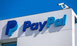 【定時報】支付巨頭 PayPal 表示正在監控加密資產領域的發展