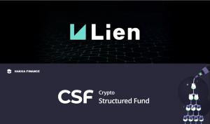 你想賺什麼樣的錢這裡都有:簡介 Lien protocol 和他的無超額抵押穩定幣和 Hakka Finance 的結構型基金 CSF