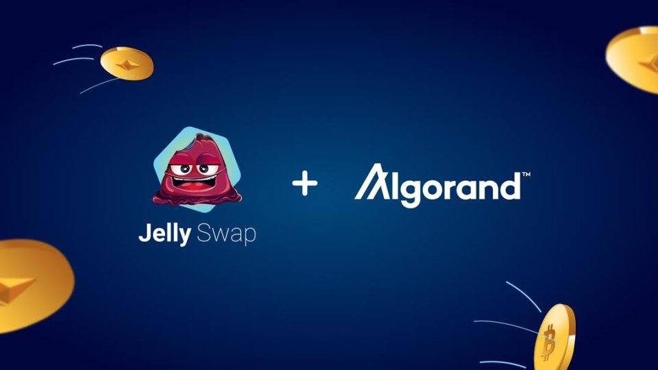 JellySwap 入選「2.5 億 ALGO 獎勵計劃」,爲數字資產注入流動性