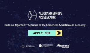 Algorand 基金會、無國界資本、埃特納資本共同啓動 Algorand 歐洲加速器