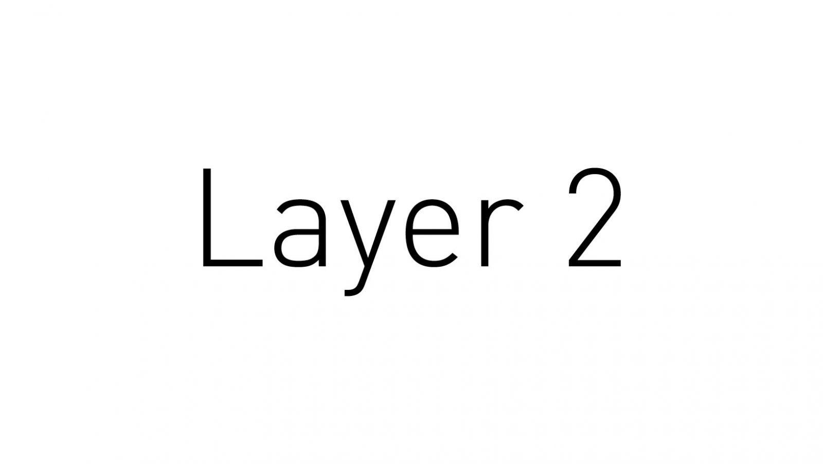 一文概覽加密貨幣 layer2 全生態解決方案
