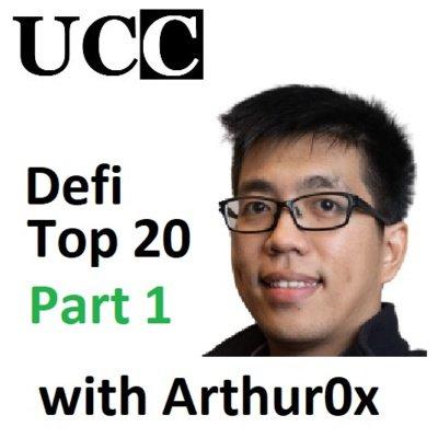 聽 Arthur0x 和 Su Zhu 點評頭部 DEX 項目及未來趨勢