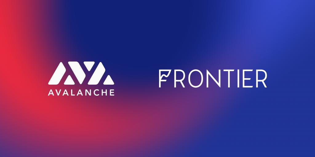 Frontier 正與 Avalanche 集成,將支持 AVAX 質押、NFT 和 TrueUSD