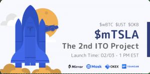 Mask Network|第二期 ITO 公佈, $mTSLA 開啟美股新玩法