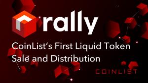 價值 4000 萬美元社交代幣 RLY 將於 4 月 1 日起在 Coinlist 上進行銷售
