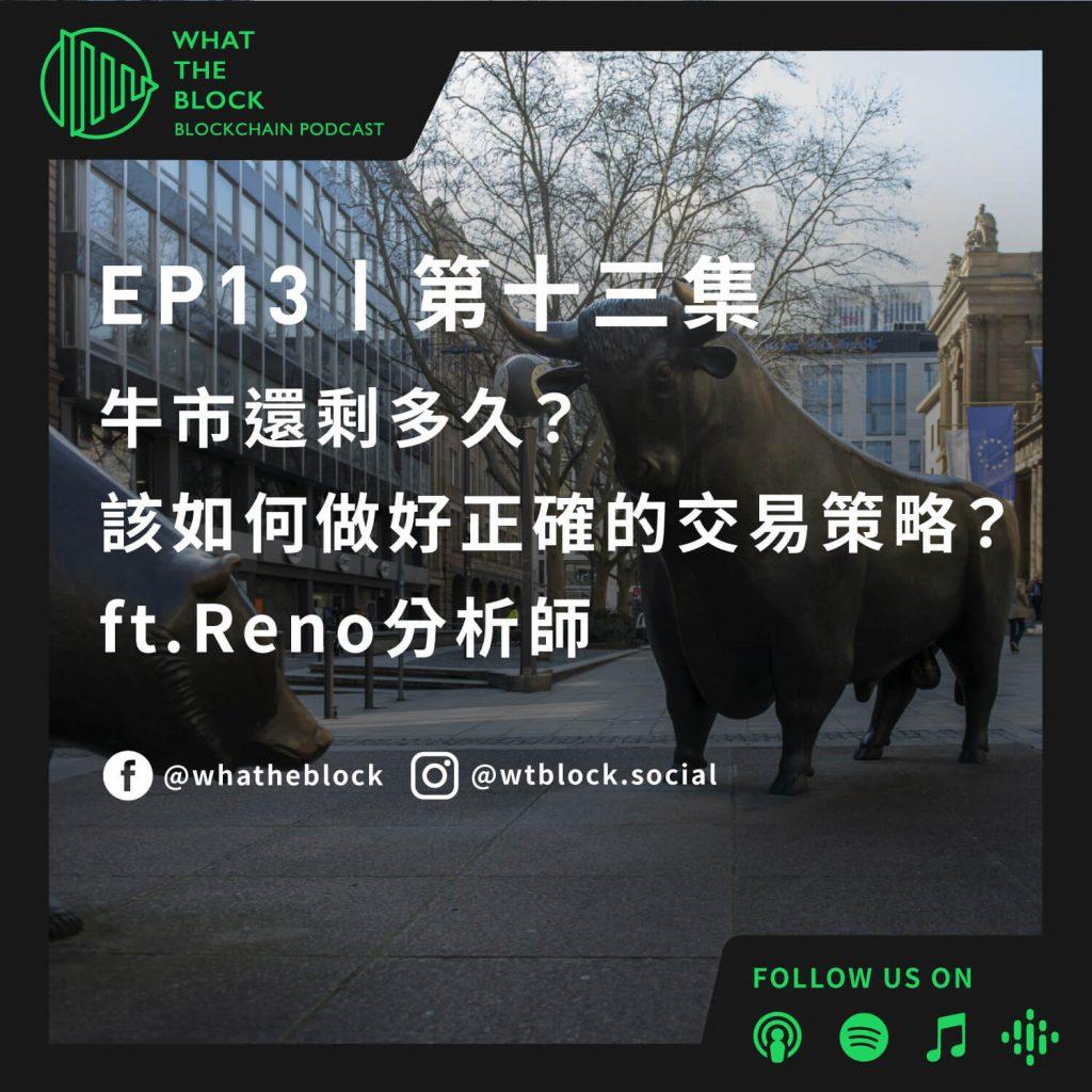 EP13 牛市還剩多久?該如何做好正確的交易策略?ft.Reno分析師