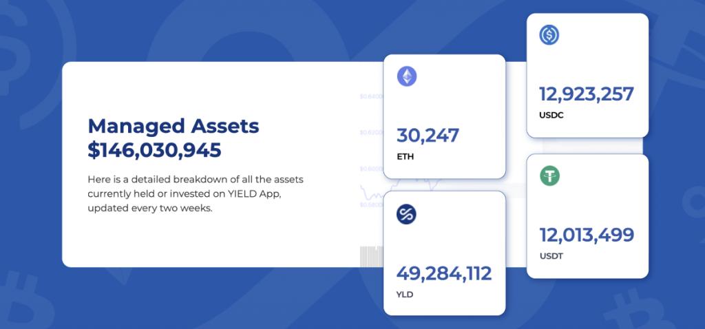 YIELD App 項目週報   YIELD App Stats Hub上線