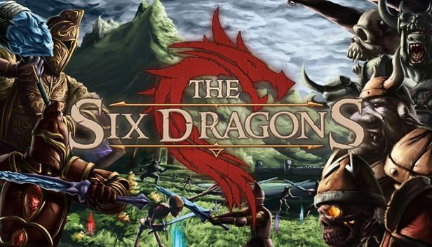 the six dragons 玩法