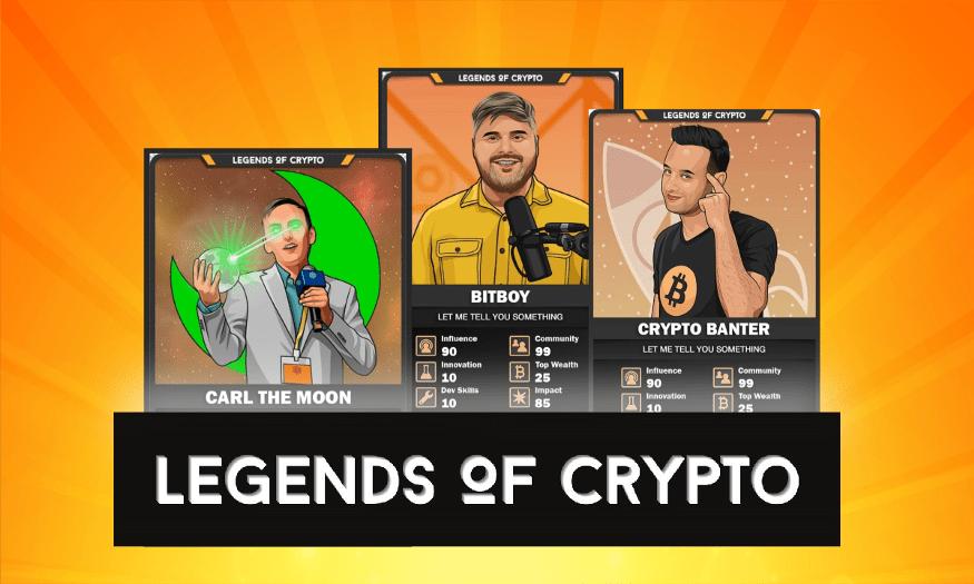 legends of crypto game 中文