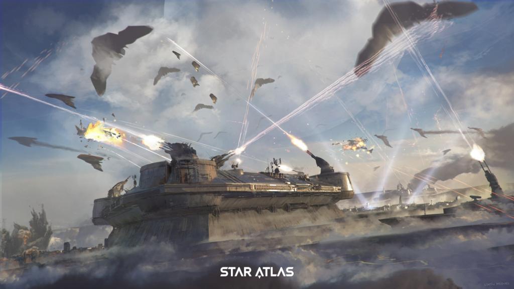 star atlas IDO